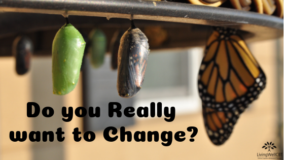 Do you really want to change?