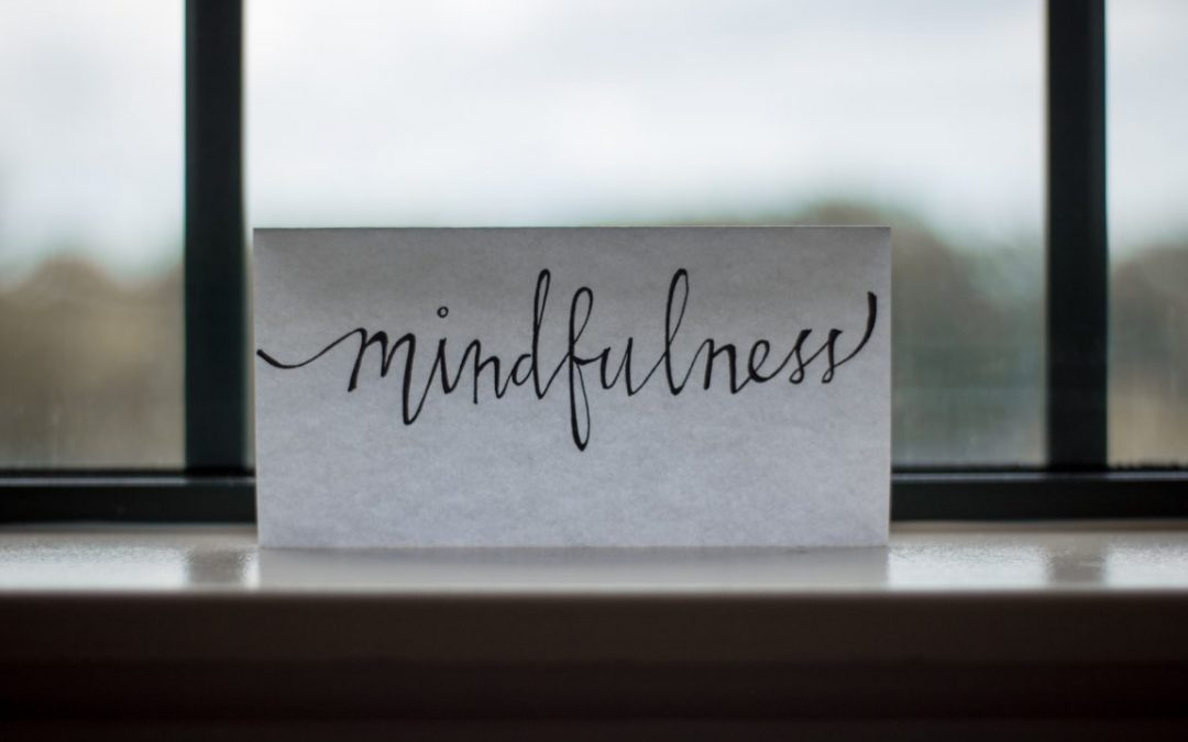 Mindfulness, it's not just for monks